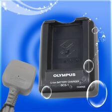 Genuine Original Olympus BCS-1 BCS-5 Charger For BLS-1 BLS1 BLS-5 E410 E420 EP1