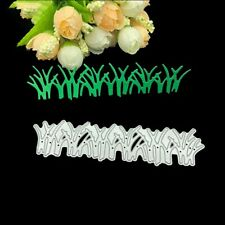 Aqua-plant Grass Metal Cutting Die Scrapbooking Cut Decorations Craft Mold DIY
