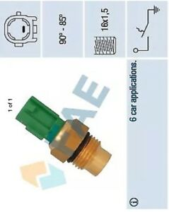 FAE Replacement Electric Fan Switch 36711