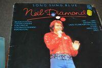 NEIL DIAMOND    SONG SUNG BLUE      LP       MFP  5582    1982