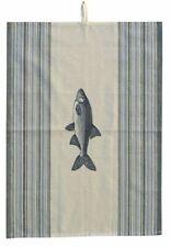 Geschirrtuch, Trockentuch, Maritimes Küchentuch, Baumwolle 50 x 70 cm