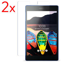 "2 x Tempered Glass Screen Protector for 7"" Tablet Lenovo Tab 3 7 inch"