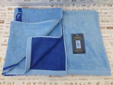 """Ralph Lauren Luxury D12 Beach Towel 72""""x36"""" Navy XXL Bath Sheet"""