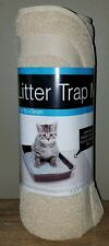 New listing 1 Litter Trap Mat Pet Essentials Easy To Clean Comfortable on Paws 3 ft x 2 ft
