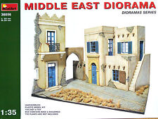Miniart 1:35 Middle East Diorama Model Kit