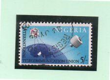 Nigeria Union Internacional de Telecomunicaciones año 1965 (DK-146)