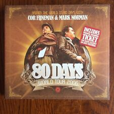 Around the World in 80 Days with Cor Fijneman & Mark Norman Black Hole CD38 2CDs