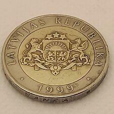 More details for latvia 2 euro 1999 commemorative dairy farming cow coin