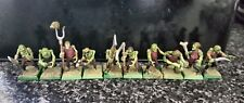 Warhammer Citadel Vampire Counts Classic Plastic Zombies x10 Painted & based