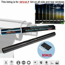 Uncut Roll Window Tint Film 25% VLT 20