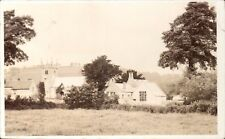 North Wootton, Shepton Mallet posted Church & Houses. Rubber Postmark.
