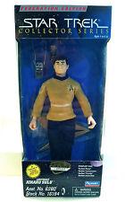 "Playmates Star Trek LIEUTENANT HIKARU SULU . Federation Edition 9"" Doll."