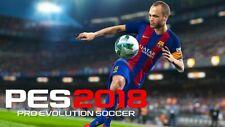 Pro Evolution Soccer 2018 - PES 2018   Steam Key   PC   Digital   Worldwide