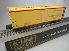 K-Line #K762-9011 TCA Convention Wood-Sided Reefer