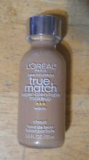 1 bottle LOREAL TRUE MATCH SUPER BLENDABLE MAKEUP W7 CARAMEL BEIGE warm