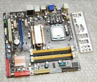 Asus P5QL-EM REV. 1.04G Socket 775 Motherboard with Intel CPU & I/O BackPlate