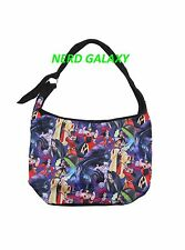 Disney Villains Hobo Bag, Purse, Loungefly NEW! Hook Evil Queen Ursula Cruella