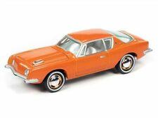 1/64 JOHNNY LIGHTNING 1963 Studebaker Avanti in Bronze Metallic