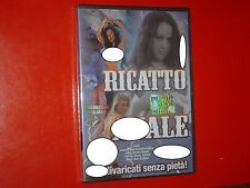 "DVD SEALED""RICATTO ANAXX""SANDRA RUSSO-JESSICA MAY-VIVIENNE DEBOA-90 MIN.ITALIAN"