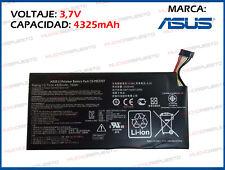 BATERIA TABLET ASUS Google Nexus 7 8GB / ME370 / ME370T 3.7V 4325mAh C11-ME370T