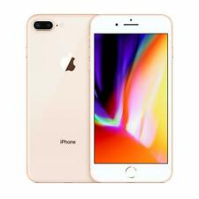 Apple iPhone 8 Plus A1864 256GB Gold Fully Unlocked (GSM / CDMA) Smartphone