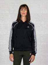 Adidas Originals Donna Felpa Foglie TT Ce2392 Nero 40