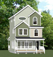 20x20 House 1108 Sqft PDF Floor Plans Model 9A