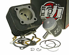 Piaggio NRG 50cc mc2 Extreme DT AC  70cc Big Bore Cylinder Piston Gasket Kit