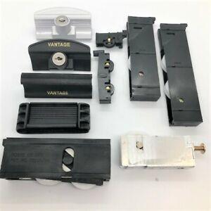 AWS Vantage Magnum sliding window handle, door rollers, window rollers