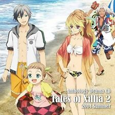 DRAMA CD-ANTHOLOGY DRAMA CD 'TALES OF XILLIA 2' 2014 SUMMER-JAPAN CD F56