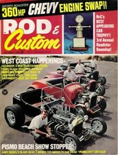 ROD & CUSTOM 1968 DEC - FORD GETS RIVIERA LIGHTS, BARRY McGUIRE's MOUSE-SIATA