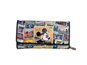 Disney Comic Large Women's Wallet DIS008