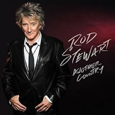 Rod Stewart Another Country Digipak album CD Love Is Please We can Win
