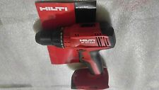 HILTI SF 6H-A22 Cordless Hammer Drill  NEW TOOL ONLY