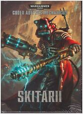 GW Warhammer 40K Codex Skitarii (7th Edition) Hard Cover Shrink Wrapped!