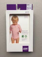 Living Crafts Baby Langarm Body Gr. 50/56