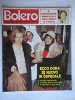 Bolero1658 Moroni Colli Fogar Belli Howard Winkler Sorrenti Borboni Loren Diba
