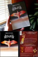 DVD Cirque du Soleil ALEGRIA Live in Sydney Cdn 16 x 9 WS SE OOP R1