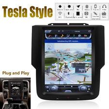 "10.4"" Tesla Style Car GPS Stereo GPS Navigation HD For Dodge Ram 1500 2014-2018"