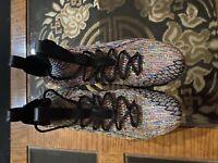 "NEW Nike LeBron 15 ""Four Horsemen"" Men's Size 13.5 Multicolor BLACK 897648 901"