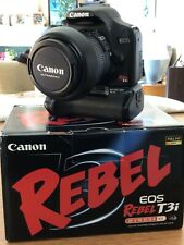 Canon EOS Rebel T1i 500D Digital SLR Camera