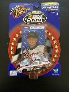 Winners Circle NASCAR 2000 Casey Atwood #27 Castro GTX Car 1:64
