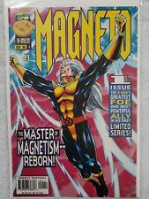 "Magneto #1 (1996)  NM ~ Marvel Comics ""Master of Magnetism Reborn!"""