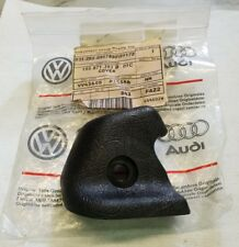 GENUINE NOS VW GOLF MK1 CABRIOLET LEFT ROOF LOCK BRACKET COVER TRIM -155871393 B