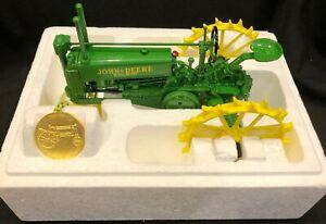 John Deere Model A Tractor 1/16 Scale No.560 Precision Classics Ertl New 1990