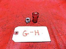 Triumph TR3,TR4,Spitfire,Original Red Ignition Warning Light Plastic Bulb Holder