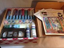 New Plaid The Ultimate Gallery Glass Kit by Carol Smith #B21