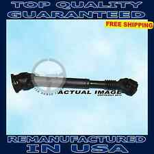 New Dodge Trucks Ram 2500 Pickup Front Driveshaft Assembly