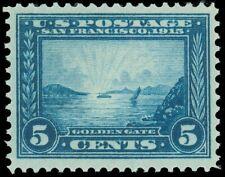 US SCOTT #399, Mint-XF-OG-LH, PSE Certificate, SCV $65, Very Nice! garyposner!