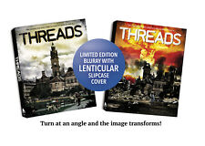 Threads (1984) Limited Edition w/ Lenticular Cover | New | Blu-ray Region free